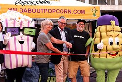 Grand opening of our downtown Fort Myers store with Mayor Kevin Anderson