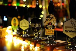 Real Ale Hand Pumps