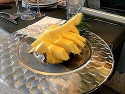 Pineapple desert