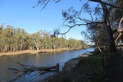The Edwards River Near  McLean Beach