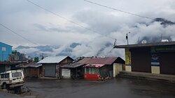 Sankari main market