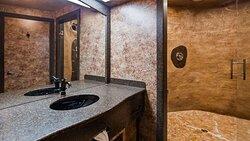 Crystal Cave Bathroom