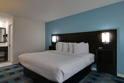 Sink into our comfortable beds each night and wake up feeling completely refreshed.
