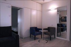 Executive One Bedroom Suite Balcony