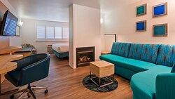 Fireplace Mini Suite
