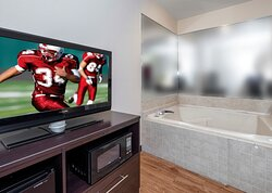 Superior King Jetted Tub