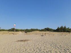 spiaggia Termitosa, Castellaneta Marina (TA), 16 agosto 2021