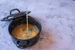 Sopa de PEPITORIA