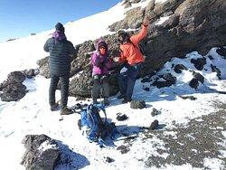 Mount Kilimanjaro  Marangu Route 5days 4nights