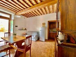 Soggiorno/Cucina Appartamento Acacia Piano Terra