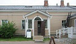 Entrance to Kuopion Korttelimuseo