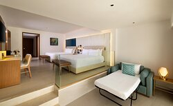 Caribbean Suite Double with sofa bed