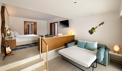 Rock Suite with sofa bed