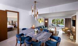 Rock Suite Family Living Area