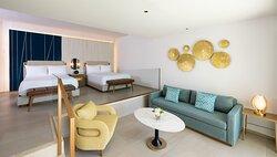 Caribbean Sand Suite Double