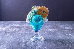 Bubblegum sundae