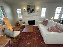 Unit 16  Living room area