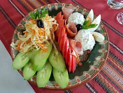 Mixed salad of the house
