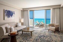 St. Regis Suite - Living Area