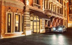 COMO The Treasury Valet Parking With Concierge