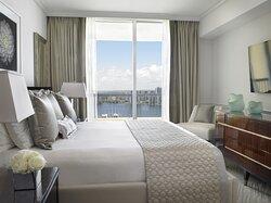 Deluxe Three Bedroom Oceanfront Suite