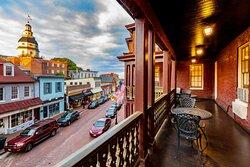 Maryland Inn - Patio