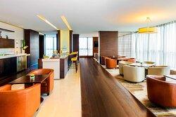 Westin Executive Club Lounge