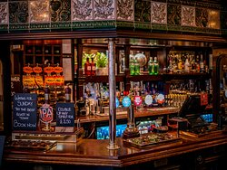 Fantastic drink selection