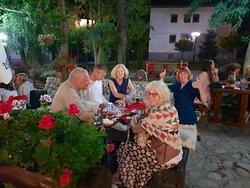 Pub quiz at The Valevitsata Tavern.