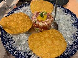 Restaurante mexicano buenísimo