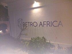 Retro Africa......By Night! 🌃