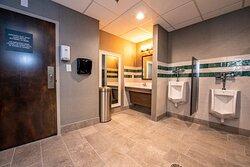 Public Guest Bathroom