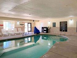 Motel Hobbs NM Pool