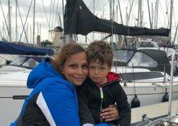 Heb genoten van de Avontuurlijke Zeiltrip!Ik kom terug maar dan met mijn zoon van 13! Bedankt Schipper Marco!👍😉