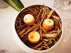Eggs ???