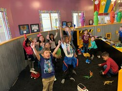 The Woodlands Children's Museum is a  cooperative learning environment that Educates, Empowers and Excites children through play, wonder and discovery.