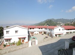The Hari Niwas Building is one 2 buildings which form a part of Hotel Himalayan Club