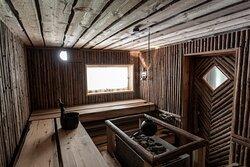 Furuvik Pihasauna sauna
