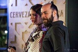 Cristina Aguilera & Raimundo Benítez