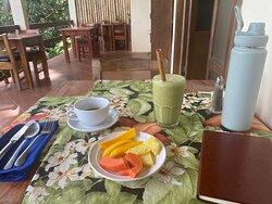Delicious Detox breakfast!