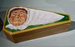 Museu Bordalo Pinheiro: Ceramic creations - celebrating 'original' (mini) caskets