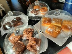 Daily Cake selection