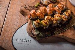 Esan Cuisine & Cocktails - Sushi