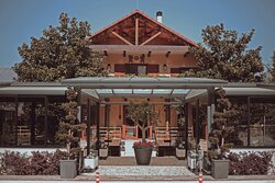 Welcome to our traditional restaurant and one of a kind in albania.
