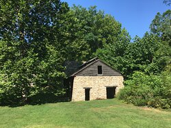 Catoctin Furnace Historical Society one of the Catoctin Furnace Buildings