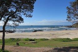 Oxley Beach