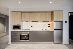 vibe hotel hobart kemp suite kitchenette