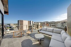 vibe hotel hobart kemp suite balcony