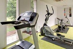 salle de fitness Kyriad Clermont-Ferrand-Sud-La Pardieu