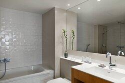 One-Bedroom Suite - Bathroom
